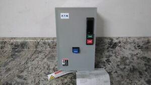 Eaton ECX09H1BBA-R63/D 240VAC Coil Volts IEC Magnetic Motor Starter