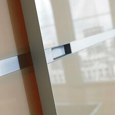 Modern Sliding Wardrobe Doors (inc. Frames &  Tracks) - Made-to-Measure