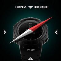 SKMEI Men's Outdoor Compass Military Digital Watch Alarm Count-down Sport Watch