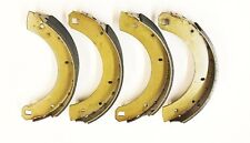 SET OF REAR BRAKE SHOES FOR THE TAXI FX4,FX4R,FL & FL2R 1959-1989