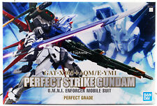 Gundam 1/60 PG Gundam Seed GAT-X105+AQM/E-YM1 Perfect Strike Gundam Model Kit