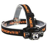 Nicron Super Bright  7 Modes LED Headlamp Flashlight Headlight Torch Lamp AAA