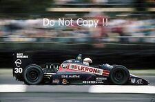 Philippe Alliot Larrousse LC87 British Grand Prix 1987 Photograph