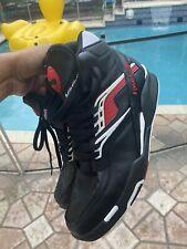 Reebok Twilight Zone Pump sneaker Men's Size 13 Shoe Super Rare Fire Red Black