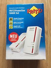AVM Fritz!Powerline 1000E Set - Gigabit Powerline Adapter