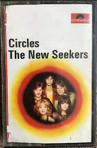 THE NEW SEEKERS - 'CIRCLES'  CASSETTE