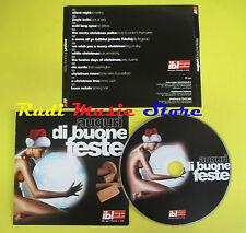 CD AUGURI DI BUONE FESTE compilation PROMO AL MARTINO SINATRA DRIFTERS (C5)