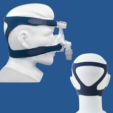 Black Respironics Headger Full Face Mask CPAP head band WITHOUT MASK