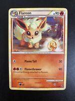 Flareon - Pokemon Card - Undaunted 26/90 - Non-Holo - NM