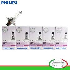 STOCK 5 LAMPADINE PHILIPS H7 12 V 55 W PX26d FARI AUTO MOTO - 12972CDC1