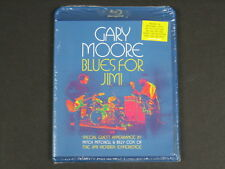 Gary Moore: Blues for Jimi - Live in London - Blu-ray Disc - New