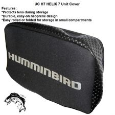 HUMMINBIRD UC H7 HELIX 7 UNIT COVER: Durable, Easy-On Neoprene Design