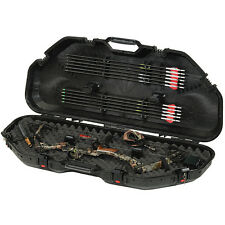 Plano AW Bow Case w/Deluxe Latches, Black