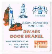 Dataviltje Br Roman - Dwars door Brakel 28 april 1996