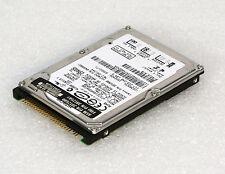 "60GB 2,5"" 6,35 CM HDD DISCO RIGIDO DEL NOTEBOOK HITACHI HTS721060G9AT00 7200RPM"