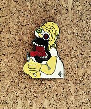"(1) Russ Holmes ""No Dabs Make Homer Go Crazy"" Hat Pin"