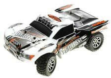 1:18 RC 2.4Gh 4WD Remote Control Short Course Truck Silver
