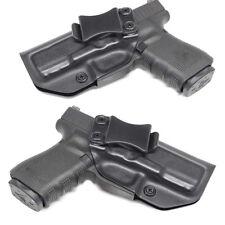 Funda Kydek dentro de la cintura ajuste personalizado para Glock 17 19 19X 22 23 26 27 31 32 CCW de 33 43