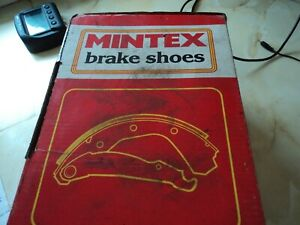 Mintex MFR280 Brake Shoe Set