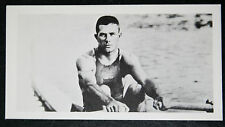 USA Rowing & Sculling  Olympic Champion  John Kelly   USA     Photo Card  # VGC