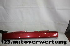 VW Polo 6 N *Stoßstange hinten schmale Stoßstange     Polo 6 N   rot