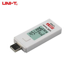 UNI-T UT658 USB Tester Doctor Chargers Current Meter Ammeter with LCD Display