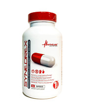 Metabolic Nutrition  SYNEDREX Fat Burner Weight Loss Energy Focus - 45 capsules