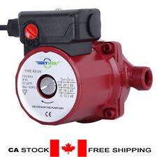 115V Hot Water Circulation Pump NPT3/4'' Domestic Circulator Pump,Solar Heater