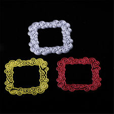 Square Lace Metal Cutting Dies Stencil For DIY Scrapbooking Photo Album Decor_LS