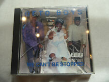 Geto Boys - We Can't Be Stopped CD OG US Actual 1st Press 1991 Rap-A-Lot