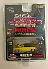 Racing Champions Mint - Motor Trend 1969 Chevy Camaro #136 - NIP