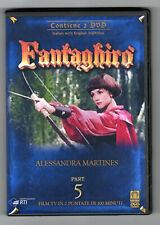 Lamberto Bava's FANTAGHIRO 5 (1996) aka CAVE OF THE GOLDEN ROSE 5 w/English subs