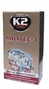 5,98€/100ml MILITEC-1 Vollsynthetischer Ölzusatz Motorölzusatz Öladditiv Metallv