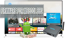 Firmware Rom per  MECOOL BB2 PRO ANDROID 7.1 ORIGINALE INTROVABILE