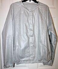 """""""Torrid Active"""" Zip Front Jacket~Gray~2~NWT"""