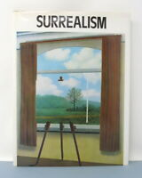 SURREALISM Uwe Schneede Hardcover Art Book First English Lang Edition 1974