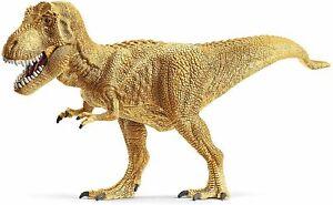 Schleich Dinosaur Tyrannosaurus Rex Gold Figure 72122