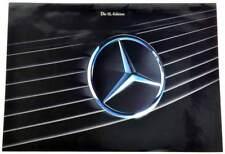 Mercedes-Benz - Die SL Edition - Sonderprospekt von 1989