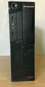 Lenovo ThinkCentre Core 2 DUO @3.0Ghz ( 500gb , 4 GB) WIN 10