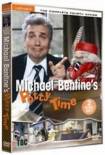 MICHAEL BENTINE'S POTTY TIME the complete fourth series 4. New DVD.