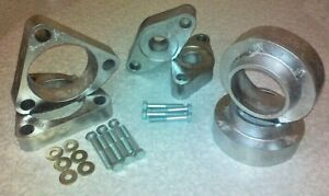 Spacers to increase clearance Ford Focus 2, 3