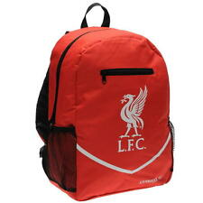 Liverpool FC Football Backpack Rucksack Holdall Soccer School Bag