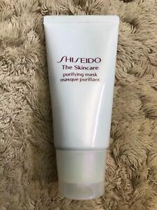 Shiseido The Skincare Purifying Mask FULL SIZE 75ml, NEW but NO sealed tag