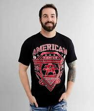 American Fighter by Affliction Short Sleeve T-Shirt Mens NORCROSS Black