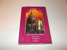 The King Of YS - Roma Mater & Gallicenae by Poul Anderson HC used SFBC edition