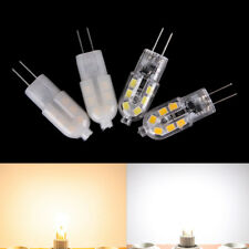 2x G4 lámpara 2W AC/DC12V alto brillo SMD2835 bombilla LED reemplazar halógstGH4