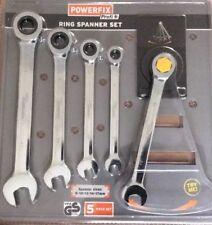 Ring Spanner Set by Powerfix Profi