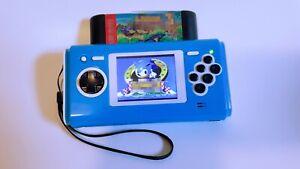 (Sega Nomad Clone) 16Bit Pocket MD plus | (MODDED) Genesis cartridge compatible