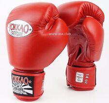 BOXING GLOVES YOKKAO MATRIX 10oz Muay Thai Kickboxing MMA Premium Leather