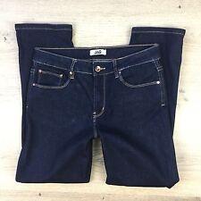 Jag Capri Blue Stretch Denim Women's Jeans Size 10 W29 L25 (Z20)